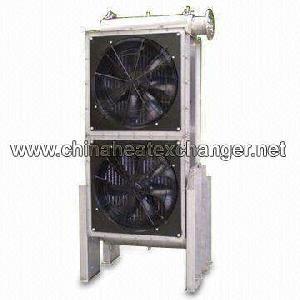 finned fan heat exchanger 02