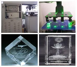 crystal mass laser marking machine ld eg 502