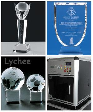 2d 3d crystal laser subsurface engraving machine