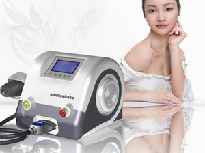 q switched nd yag laser systems
