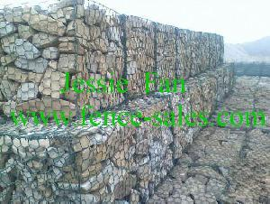 gabion reno mattress stone box