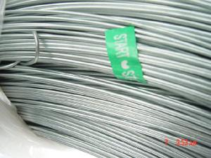 dipped galvanized wire