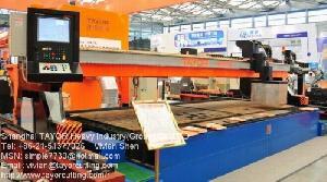 cnc cutting machine welding