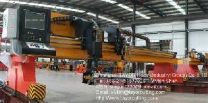 cnc steel plate cutting machine