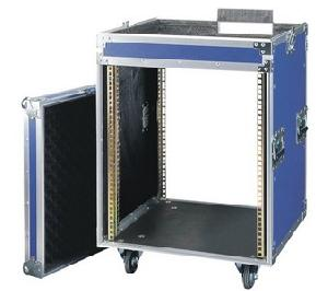 12u economic rack case mixer space
