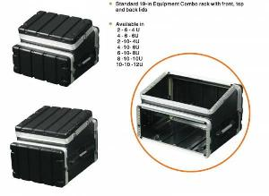 abs molded rack cases