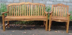 mountain bench