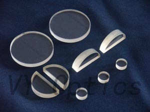 optical sapphire glass round windows