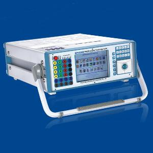 kingsine protection relay tester secondary injection meter test tranducer calibration
