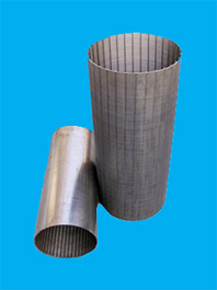 galvanized screen carbon steel wedge wire