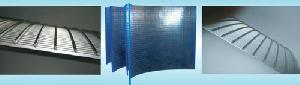 vibration screen mining flat panel