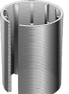 johnson water screen stainless steel wedge wire