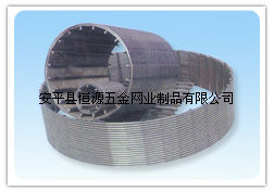 stainless steel wedge wire screen tube mesh