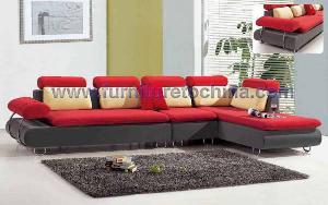 modern fabric corner sofa home sectional leisure seat living room furniture