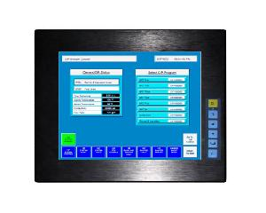 12 1 inches lcd industrial touch panel display iec 612
