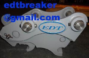 excavator hydraulic breaker hammer rock moil point chisel