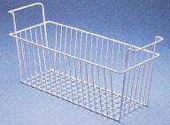 wire baskets chest freezers