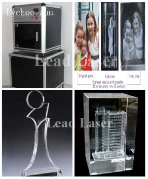 mini 3d crystal laser engraving equipment