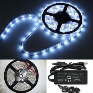 5m roll 5050 smd 60leds m led strip waterproof silicon tubing coating