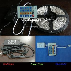 non waterproof rgb led strip light