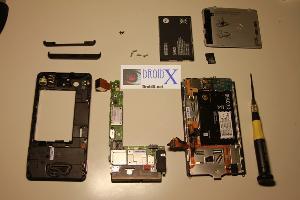 motorola droid x repair