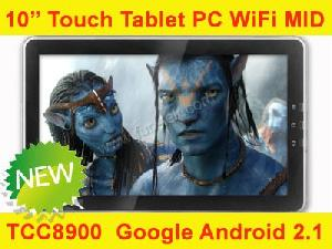 7inch 8inch 10inch tft lcd touchsreen tablet pc wifi mid android 2 1 exporter manufacturer
