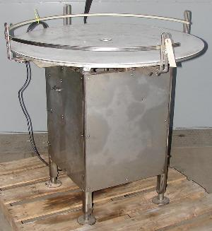 aluminum rotary accumulation table