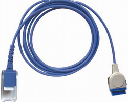 ge marquette spo2 sensor adapter cable rsda015wqet