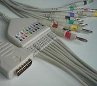 marqutte ekg cable 10 leads rsdk057vbnm