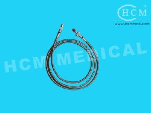 endoscope stainless steel fiber cable