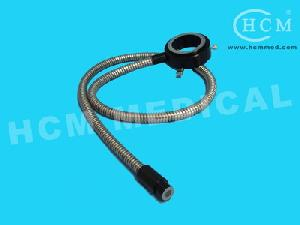 endoscope stainless steel ring fiber circular cable