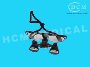 galilean magnifier dental glasses loupes