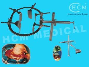 table mounted retractor liver abdomen hook