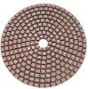 flexible resin pregnant diamond metal chips polishing pads