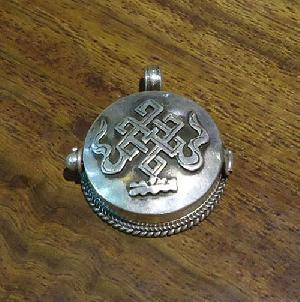 tibetan prayer box