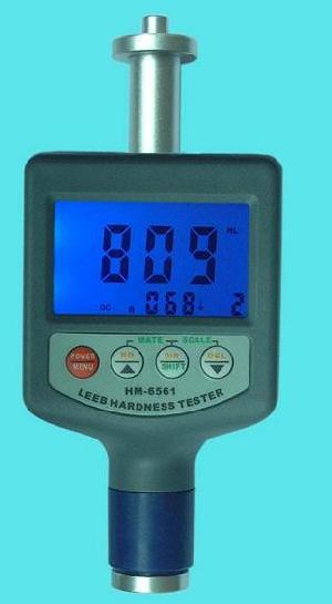 leeb hardness tester hm 6561