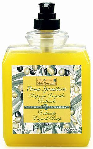 liquid soap tuscan virgin olive oil