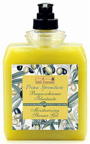 shower gel tuscan vergin olive oil