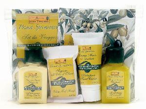 travel kit tuscan virgin olive oil