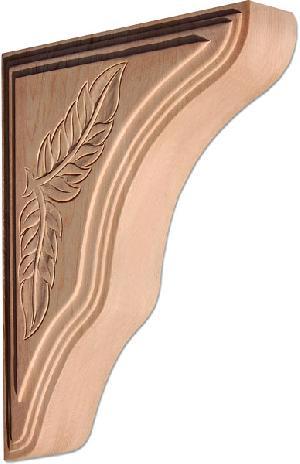 wholesale wooden bracket shelf wood exporter supplier
