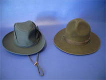 drill instructor hats stock 3255 6000