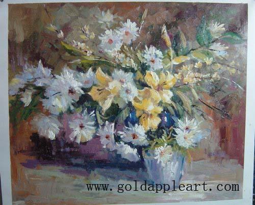 handmade oil painting paintings