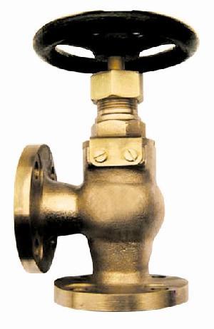 bronze marine valve jis f7304 angle 16k