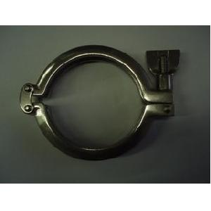 hinged tri clamp