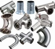 Hygienic Stainless Steel Fittings Rjt Union Sms Union Idf Union Din Union Butterfly Valve Tube Pipe