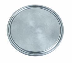 kf flange blank stainless steel manufacturer 304 316l