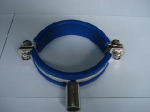sanitary anti vibration pipe hanger