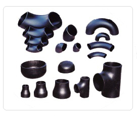 seamless carbon steel butt weld pipe fittings