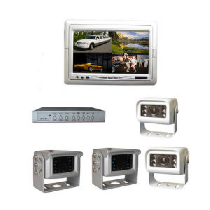 7 tft lcd rear view system