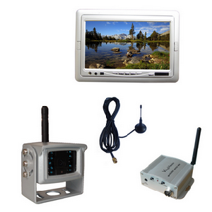 wireless car rear view system cv 700lfw